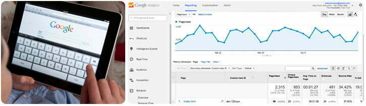 Analysis, Analytics and User Research